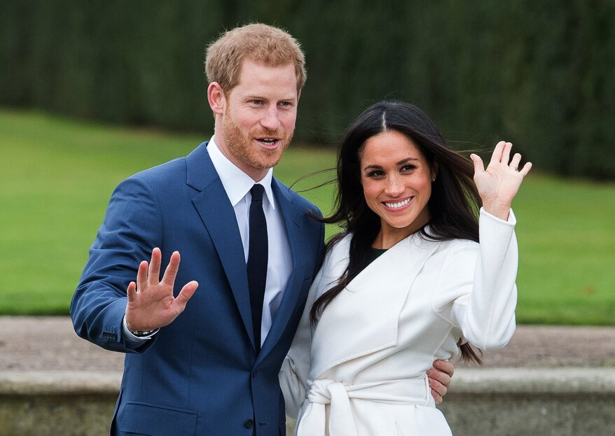 All The Latest Details From The Royal Wedding of Prince Harry and Meghan Markle