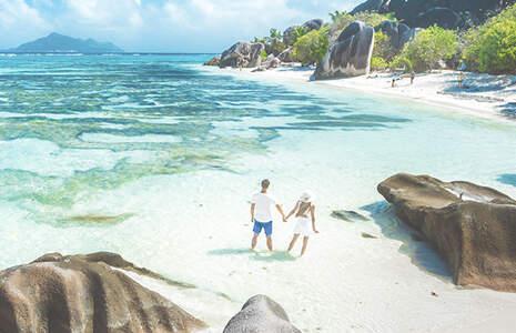 Celebrate your destination wedding in Seychelles