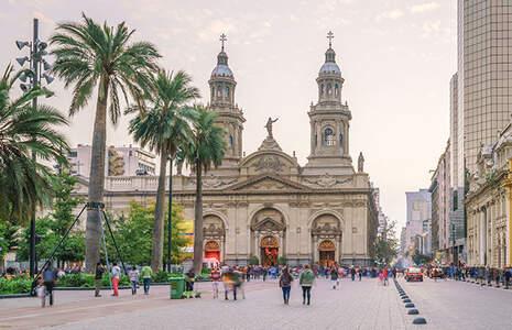 Celebrate your destination wedding in Chile