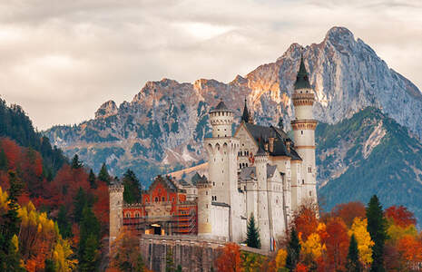 Celebrate your destination wedding in Germany