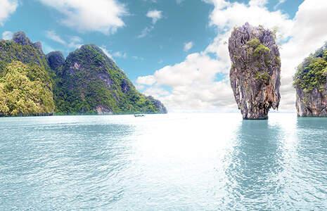 Celebrate your destination wedding in Thailand
