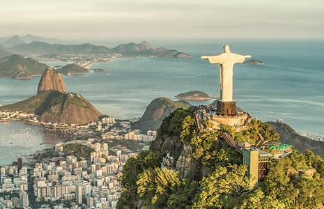 Celebrate your destination wedding in Brazil