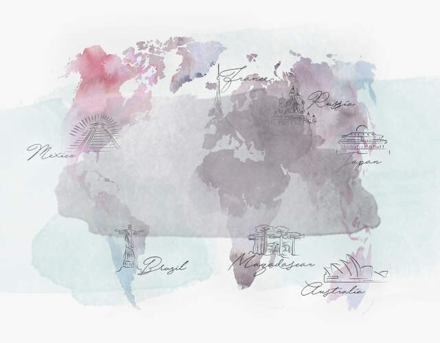 Online services and international brands