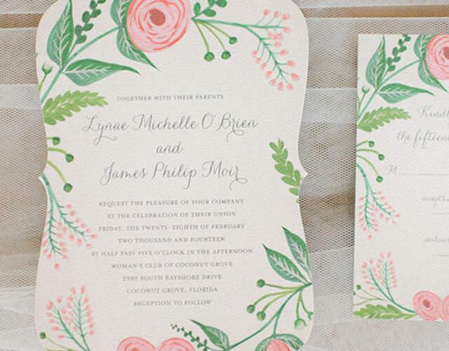 Wedding Invitations and Stationery in Ottawa