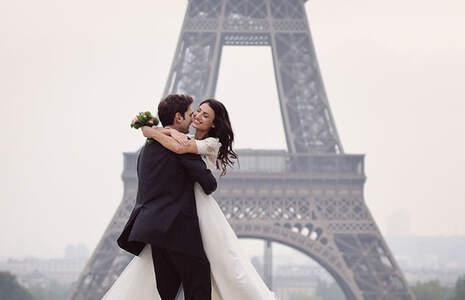 Celebrate your destination wedding in France