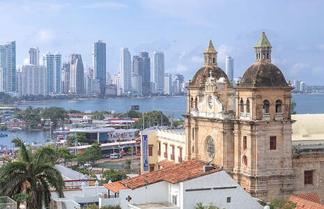 Celebrate your destination wedding in Colombia