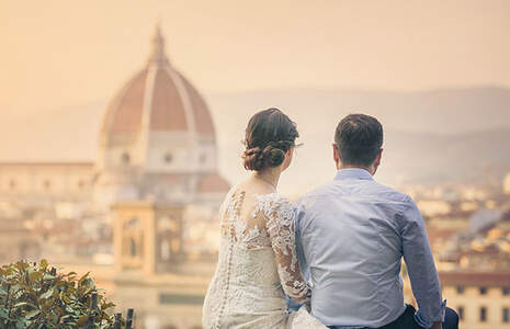 Celebrate your destination wedding in Italy