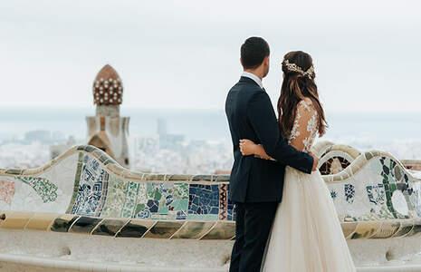 Celebrate your destination wedding in Spain