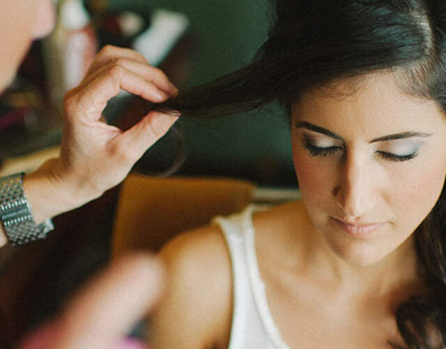 Bridal Hair and Makeup in Canada